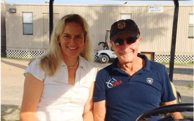 George Morris Horsemastership Clinic, Mental Skills Session