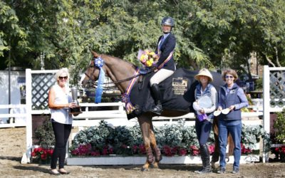 Tonya Johnston & Back in Business win CPHA Foundation 22 & Over Medal Finals