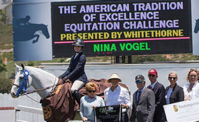 American Tradition of Excellence in Equitation