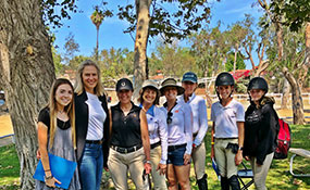 Mental Skills Workshop for Peppertree Equestrian