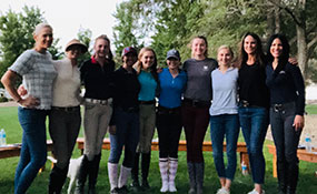 Mental Skills Workshop for Sierra Nevada Horse Show Association