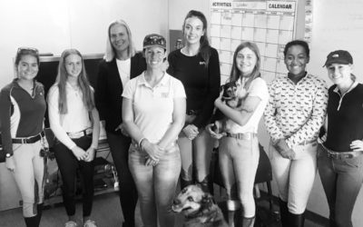 Mental Skills Workshop and Team Building for Bth Equestrians